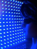 Blue Acne Phototherapy Photon LED light Device