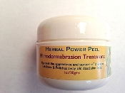 Herbagreenpeel Microderbrasion Exfoliant combines Magnesium Oxide and Seaweed Crystals to smooth, polish, and retexturize the skin.